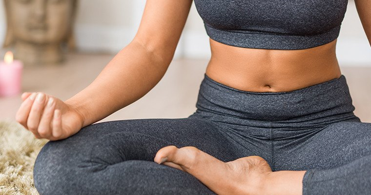 4 Yoga Poses To Clear Your Skin