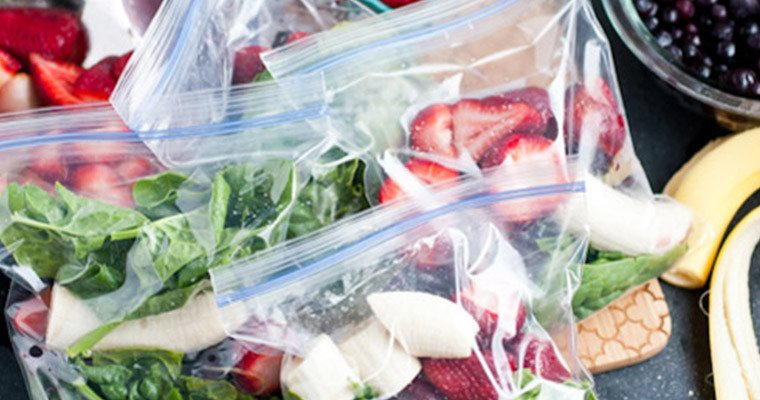How To Make Smoothie Packs