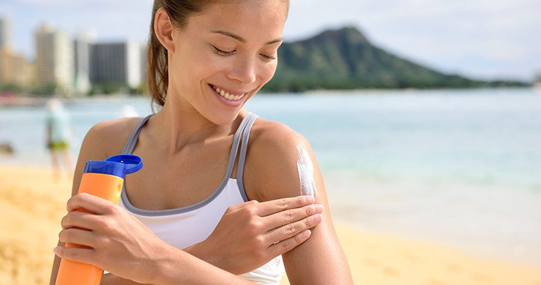 Why Sunscreen Is Keeping You Younger